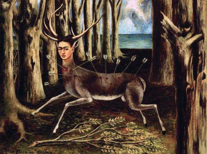 cervo-ferito-cerbiatto-frida-kahlo-1